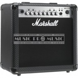 Marshall MG15CFX - Ampli combo pour guitare electrique 15w FX