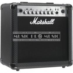 Marshall MG15CFX - Ampli combo pour guitare electrique 15w FX