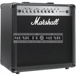 Marshall MG50CFX - Ampli combo pour guitare electrique 50w FX