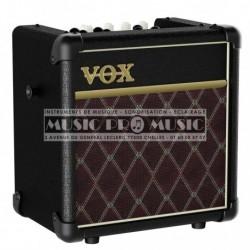 Vox MINI5-CL - Ampli combo pour guitare electrique 5w + Boite à rythmes Classic