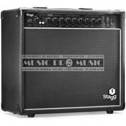 Stagg STA30-DSP-EU - Ampli combo pour guitare electrique 30w effets DSP