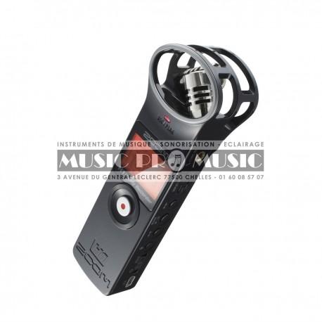 Zoom H1 - Enregistreur portable H1 noir