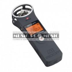 Zoom H1-MB - Enregistreur portable H1 noir mat