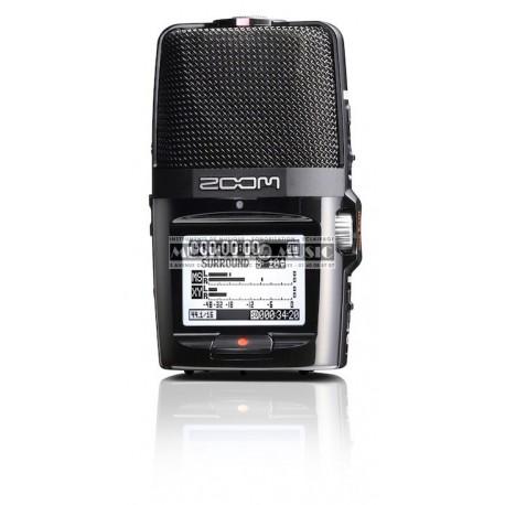 Zoom H2N - Enregistreur portable H2n