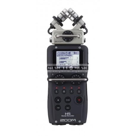 Zoom H5-IF - Enregistreur portable multipistes H5