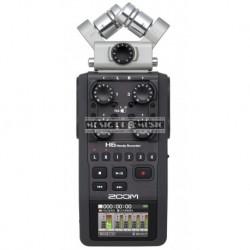 Zoom H6 - Enregistreur portable multipistes H6