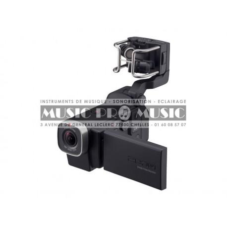 Zoom Q8 - Enregistreur portable multipistes et Caméra Audio-Video full HD