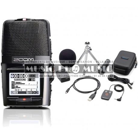 Zoom APH-2N-220BX - Pack accessoires pour H2n