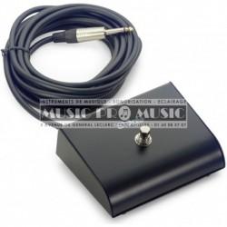 Stagg SSWB1 - Boîtier de commutation 1 bouton et 1 câble de 5 mètres