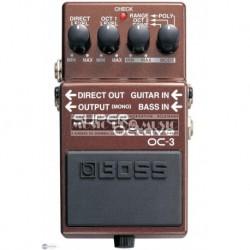 Boss OC-3 - Pédale SUPER Octave