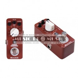 Mooer PUREOCTAVE - Pédale octaver polyphonique 11 modes