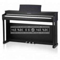 Kawai CN-25B - Piano numérique noir satiné avec meuble