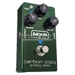 MXR M169 - Pédale de délai analogique Carbon