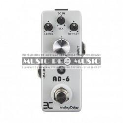 Eno Music ENO-PAD-6 - Pédale de délai analogique AD-6