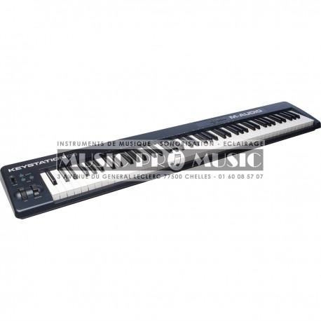 M-Audio KEYSTATION88II - Clavier maitre 88 notes