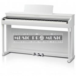 Kawai CN-25WH - Piano numérique blanc satiné avec meuble