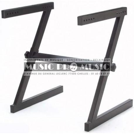 Stagg MXS-2H - Stand en Z pour clavier ou table de mixage