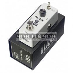 Stagg BX-PHASER - Pédale Phaser BLAXX pour guitare électrique avec 2 modes différents