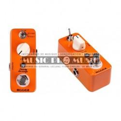 Mooer NINETYORANGE - Pédale phaser Ninety Orange