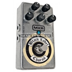 MXR ZW38 - Pédale chorus black label