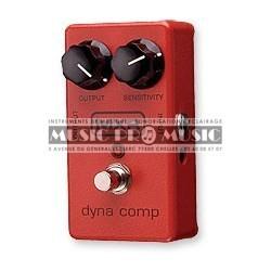 MXR M102 - Pédale compresseur Dyna Comp 1976