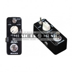 Mooer BLACKSECRET - Pédale de distortion Black Secret