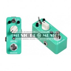 Mooer GREENMILE - Pédale overdrive Green Mile