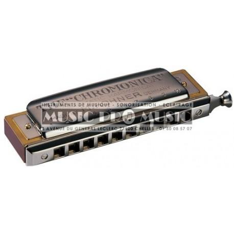 Hohner 260-40C - Harmonica C chromatique