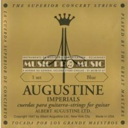Augustine BLEUIMP - Jeu de cordes Imperial Tension Forte pour guitare classique