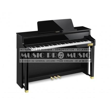 Casio GP500 - Piano numérique noir laqué avec meuble