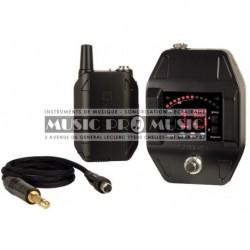 Shure GLXD16E-Z2 - Pédale accordeur sans fil numérique