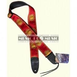 Levi's MPJG-SUN-RED - Courroie tissu soleil rouge
