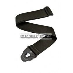 D'Addario PWSPL200 - Courroie lock noire