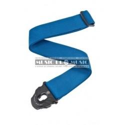 D'Addario PWSPL202 - Courroie lock bleue