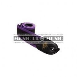 Rotosound STR9 - Courroie nylon rayé lilac