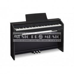 Casio PX-860BK - Piano numérique noir satiné avec meuble
