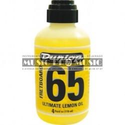 Dunlop 6554FR - Huile citron 118ml