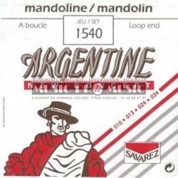 Argentine 1540 - Jeu de cordes 10-34 pour mandoline