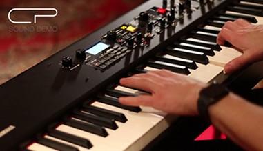 Yamaha CP88 - Clavier de scène à essayer en magasin